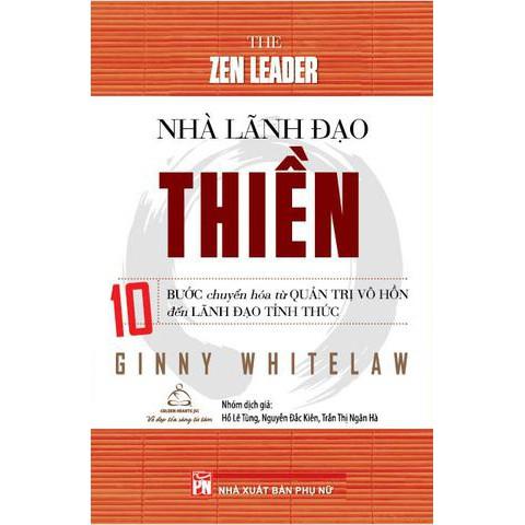Sách - Nhà lãnh đạo Thiền