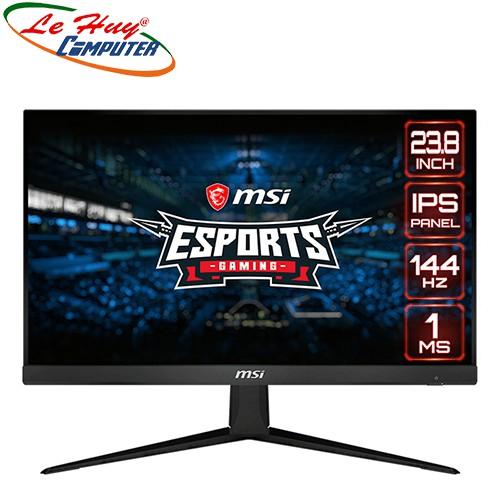 [Mã ELMS5TR giảm 5% đơn 5TR] Màn hình máy tính MSI Optix G241 23.8inch IPS FHD 144Hz
