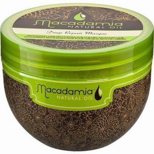 Kem ủ tóc phục hồi hư tổn Macadamia deep repair masque 100ml