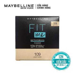 Hình ảnh Phấn phủ mịn lì Maybelline New York Fit Me 6g-1