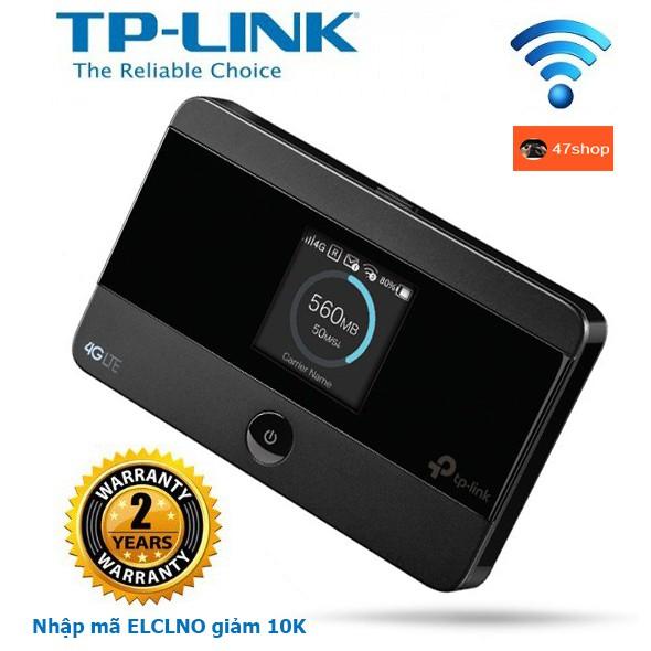 TP-Link M7350 - Bộ phát Wifi di động 3G 4G LTE - BH 2 năm