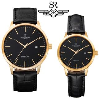 Đồng hồ nam nữ chính hãng SR WATCH SG3001.4601CV và SL3001.4601CV mặt kính Sapphire chống trầy chống nước tuyệt đối thumbnail