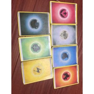 Thẻ bài Pokemon(thẻ năng lượng)