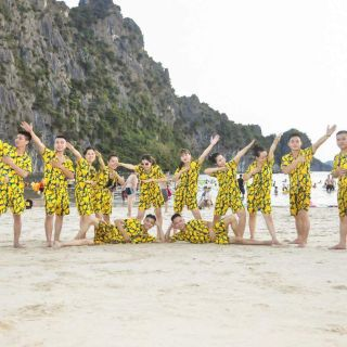 Sét Bộ Quần áo trái chuối đi biển hót hít