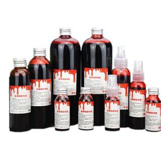 bình máu giả hóa trang lọ 60ml dùng để chụp ảnh mã sp HN7124