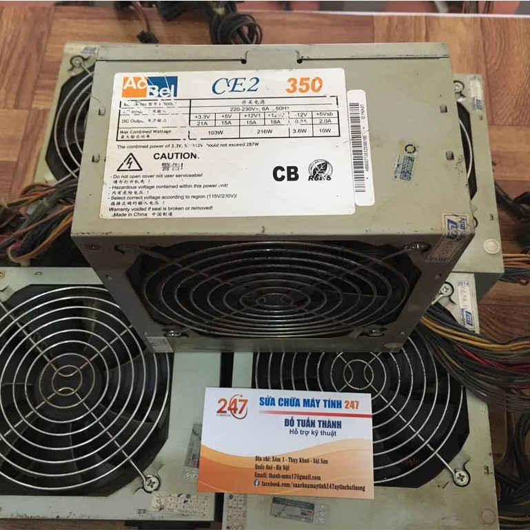 Nguồn Acbel cst CE2 350W
