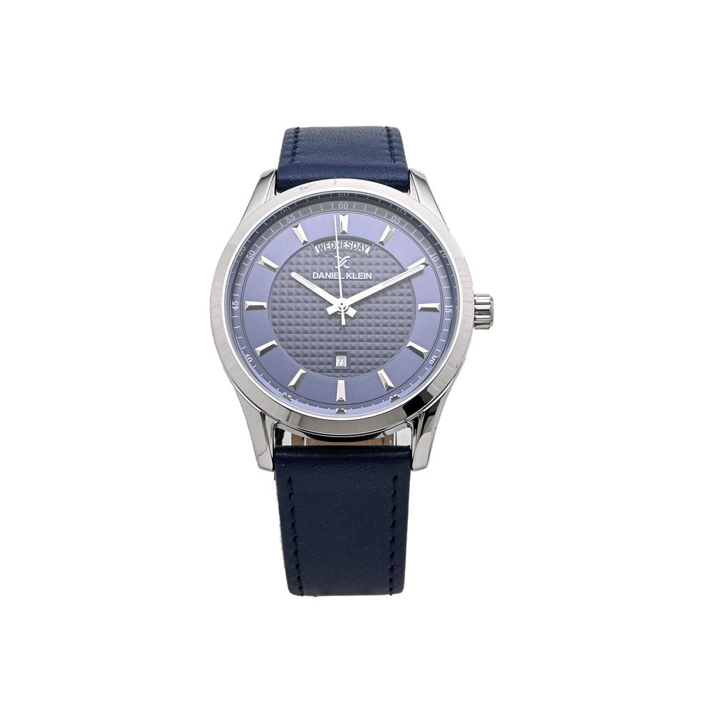 [Mã FARSBRLMY giảm 10% đơn 250K] Đồng hồ nam Daniel Klein Bambino Blue Told DK5793 - Lamy watch