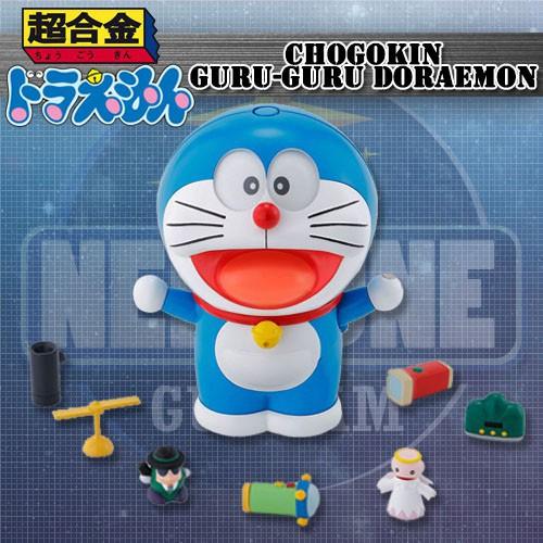 Doremon Đồ Chơi – Robot Đồ Chơi Doraemon Có Thể Thay Đổi Biểu Cảm Và Lấy Bảo Bối (RB6608)