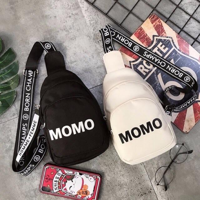 Túi Đeo Chéo Bao Tử Nam Nữ MOMO