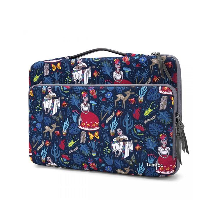 Túi chống sốc Tomtoc Canvas quai xách sành điệu Giá chỉ 820.000₫