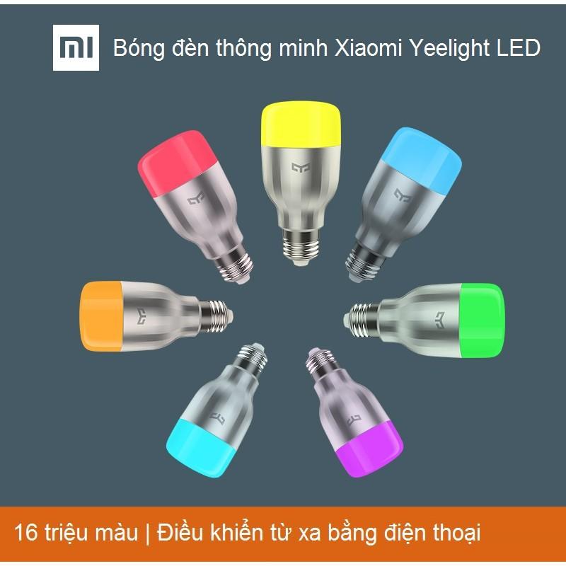 [chính hãng] Bóng đèn LED thông minh Xiaomi Yeelight