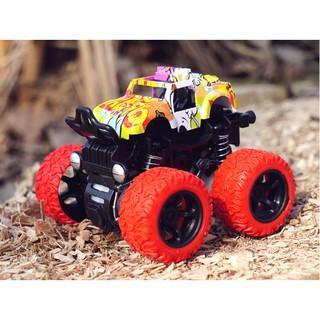Zep Trafiti – Xe địa hình giảm xóc đồ chơi ô tô Monster truck
