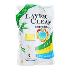 Nước rửa chén hữu cơ hương quả Quýt - túi 2L tiết kiệm