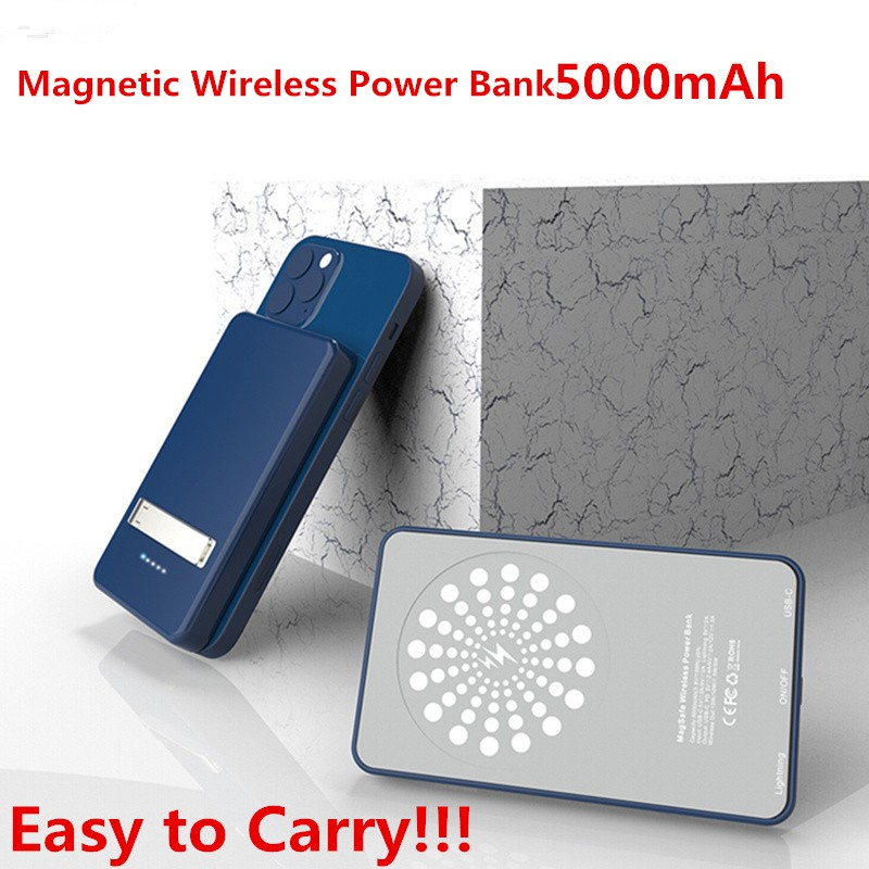 Đế Sạc Không Dây Có Nam Châm Cho Iphone 12 11 Mini Pro Max