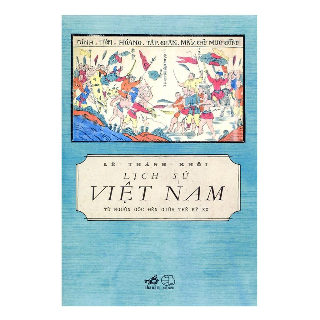 Sách - Lịch Sử Việt Nam Từ Nguồn Gốc Đến Giữa Thế Kỉ XX - 21610851 , 1694258806 , 322_1694258806 , 200000 , Sach-Lich-Su-Viet-Nam-Tu-Nguon-Goc-Den-Giua-The-Ki-XX-322_1694258806 , shopee.vn , Sách - Lịch Sử Việt Nam Từ Nguồn Gốc Đến Giữa Thế Kỉ XX