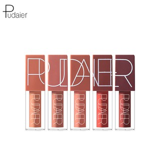 Pudaier non-smudge moisturizing matte lipstick16-color 3ml thumbnail