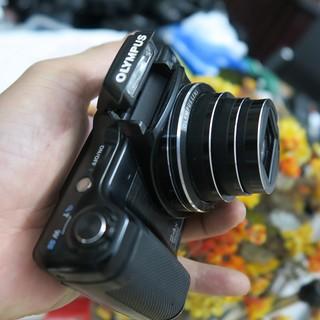 Máy ảnh Olympus SZ-15 màn 3inh cảm biết 16 Mpx quay chụp tốt thumbnail