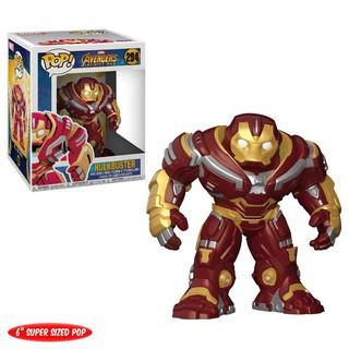 Mô hình nhân vật Funko Pop siêu anh hùng Marvel: Avengers Infinity War 6″ Hulk Buster