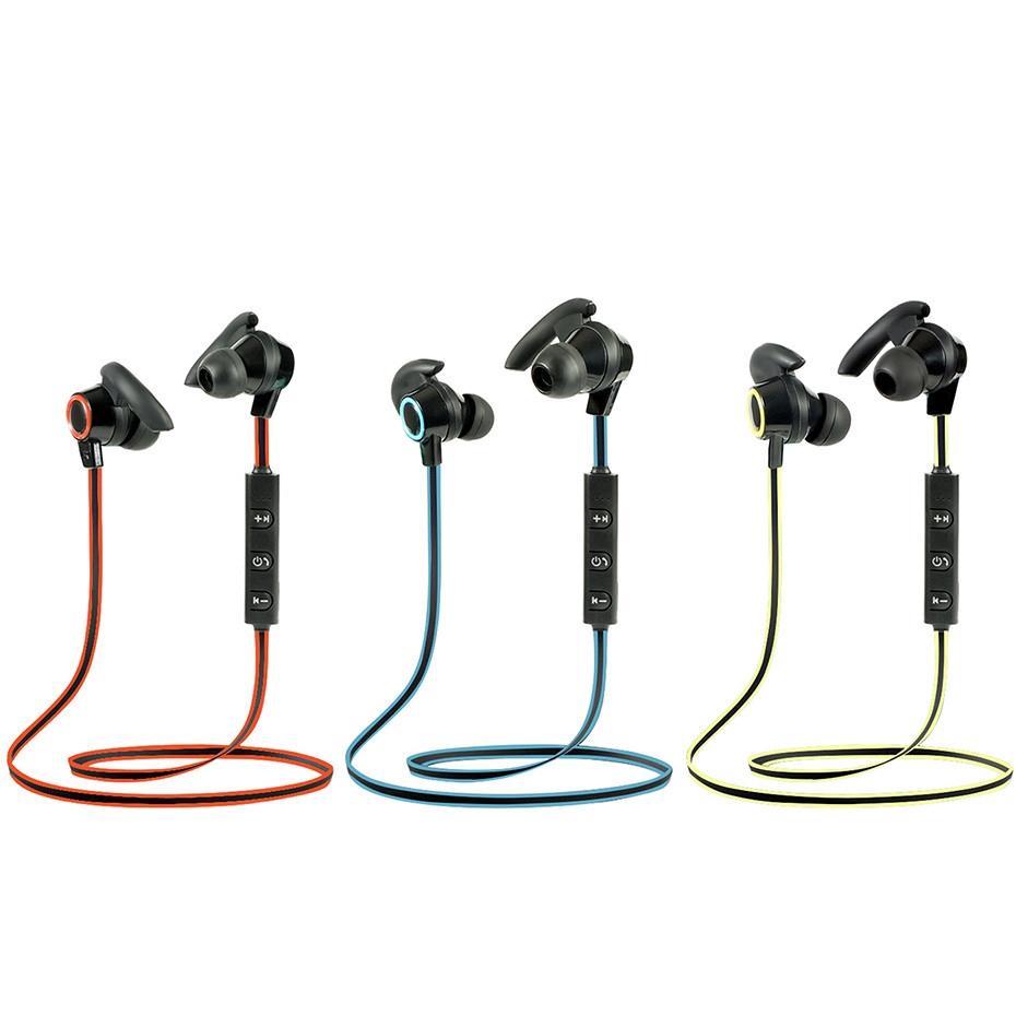 Tai nghe Bluetooth 4.1 AMW-810 hỗ trợ mic tiện dụng