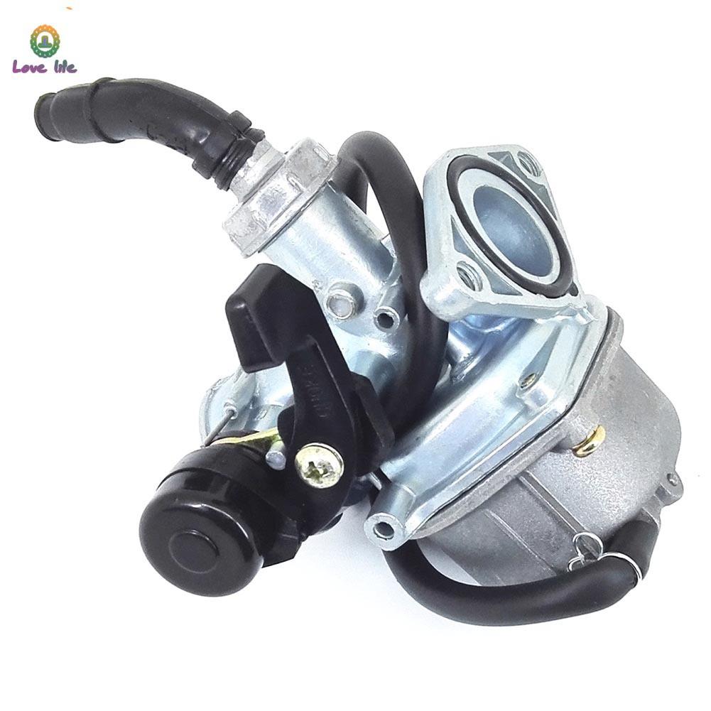 Carburetor W// Air Filter For 50cc 70cc 90cc 110cc Dirt Bike ATV Go Kart Carb New