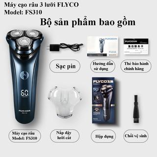 Máy cạo râu FLYCO FS310 chính hãng