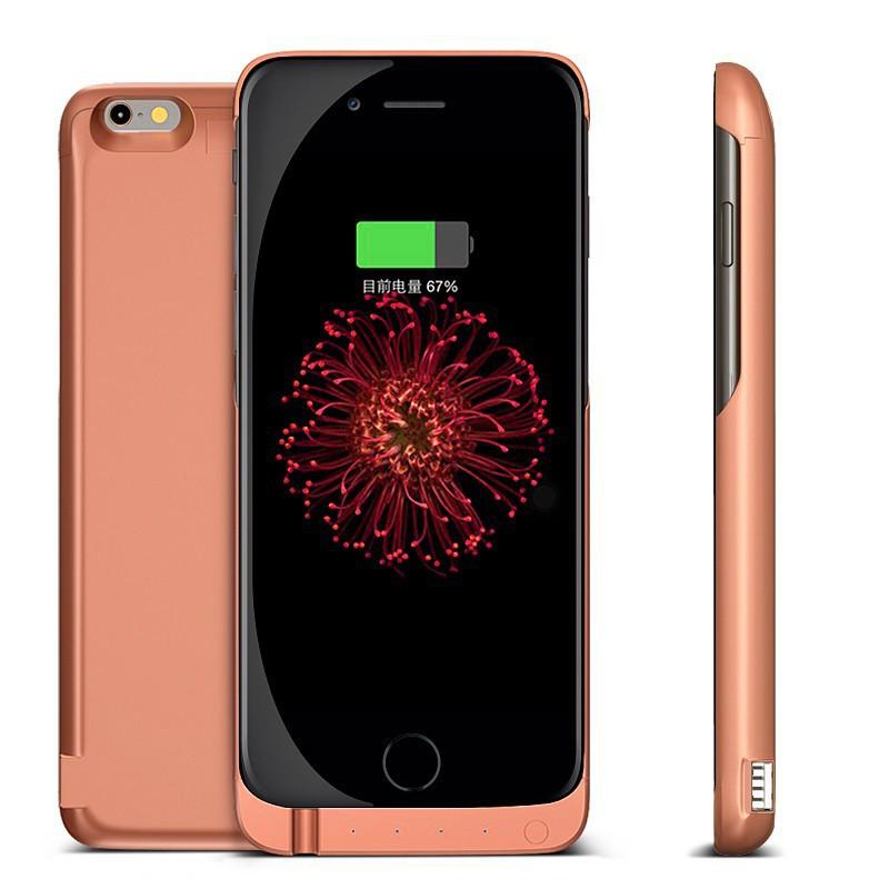 PIN SẠC DỰ PHÒNG KIÊM ỐP LƯNG DỰ PHÒNG CHO IPHONE 6 Plus/6S Plus DUNG LƯỢNG 10000MAH