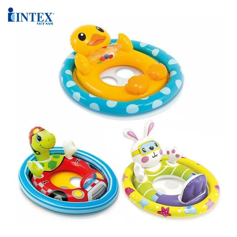 Phao bơi hình thú xỏ chân INTEX 59570 – Giao hình ngẫu nhiên