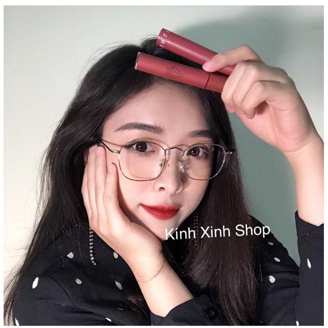 📣Miễn Phí Ship📣Kính Vintage Kim loại Hàn Quốc đuôi bi - 0VKL20