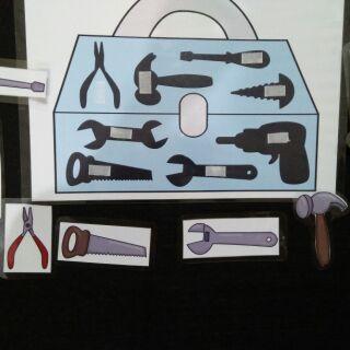HỌC LIỆU CHO BÉ: Tìm bóng của vật (đồ dùng kĩ thuật)