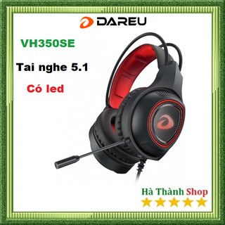 Tai Nghe Dareu vh350se 5.1 chính hãng- Mai Hoàng Phân Phối thumbnail