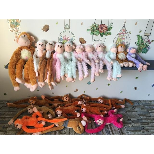 Set khỉ treo tường các loại gồm 20 con