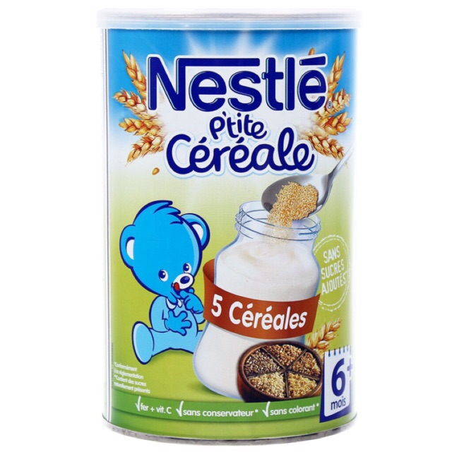 Bột pha sữa Nestle 6M+ vị ngũ cốc loại 400g - Bột lắc sữa Nestle - 2406304 , 82890579 , 322_82890579 , 170000 , Bot-pha-sua-Nestle-6M-vi-ngu-coc-loai-400g-Bot-lac-sua-Nestle-322_82890579 , shopee.vn , Bột pha sữa Nestle 6M+ vị ngũ cốc loại 400g - Bột lắc sữa Nestle