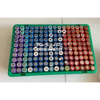 Cell Pin Li-on 18650 cũ giá siêu rẻ thumbnail
