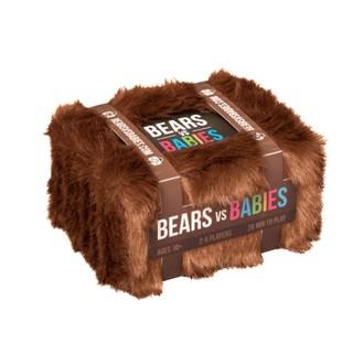 Đầu Gấu đại chiến Bé em bears vs babies