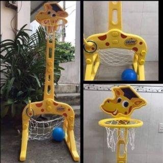 Bộ bóng rổ grow
