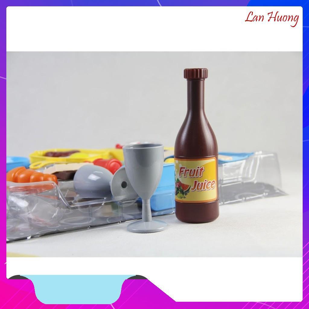 Bộ đồ chơi dụng cụ nấu ăn cho bé NB111114 chất lượng nhất  [RẺ VÔ ĐỊCH]