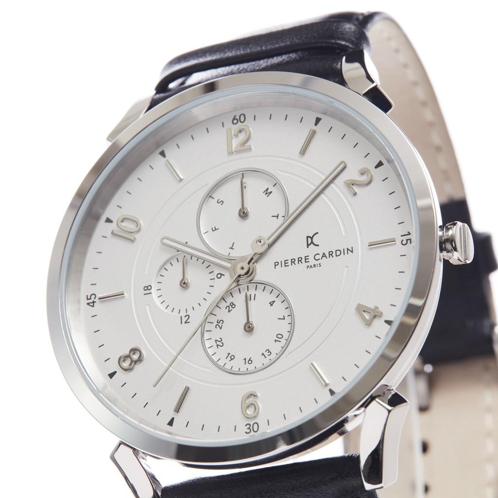 Đồng hồ nam Pierre Cardin chính hãng - CPI.2021