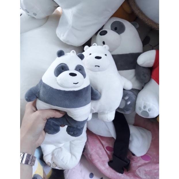 Gấu trúc Panda We bare bears chúng tôi đơn giản là gấu