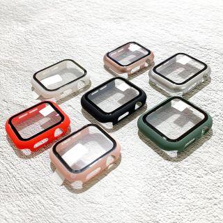 Ốp liền kính cường lực cho apple watch series 1 , 2 , 3 , 4 , 5 cực hot