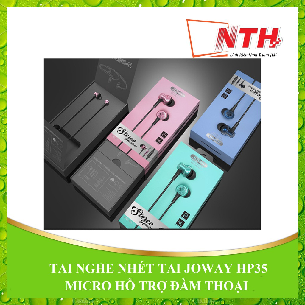 [NTH] TAI NGHE NHÉT TAI JOWAY HP35