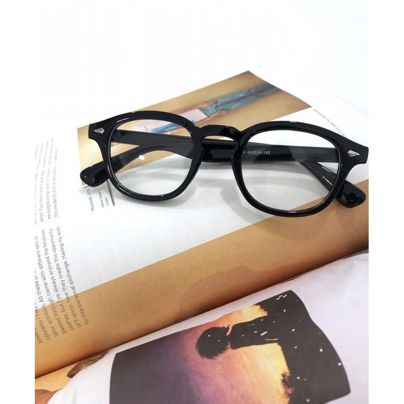 Kính mắt tròn ELIOT gọng kính cận thời trang Unisex