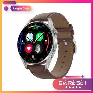 Đồng hồ thông minh DT3 Pro (Wear 3 Pro) - Tiếng Việt, nghe gọi, sạc không dây. thumbnail