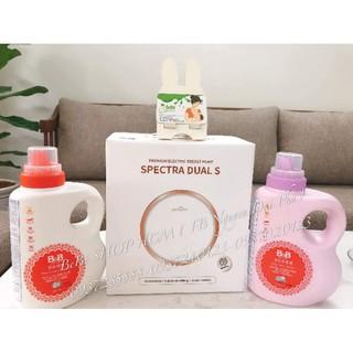Máy hút sữa SPECTRA DUAL S