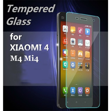 Xiaomi Mi 4_ Cường lực trong suốt 9H