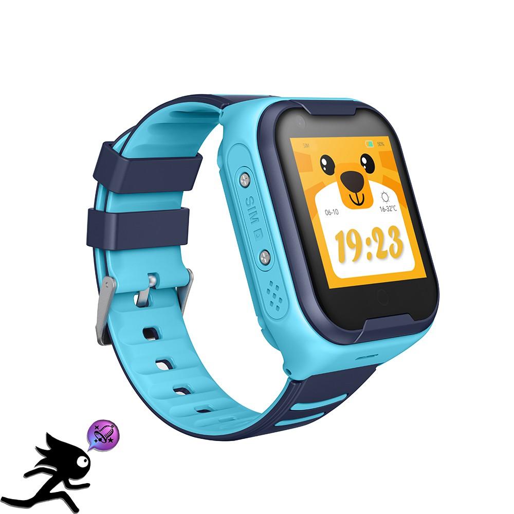 Đồng hồ định vị trẻ em cao cấp Wonlex KT11 nghe gọi video tốt nhất thị trường bảo hành chính hãng 12 tháng.