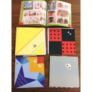 Bộ gấp giấy Origami