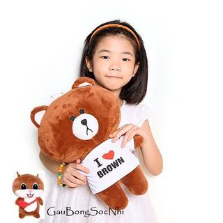 Gấu bông brown 35cm đáng yêu
