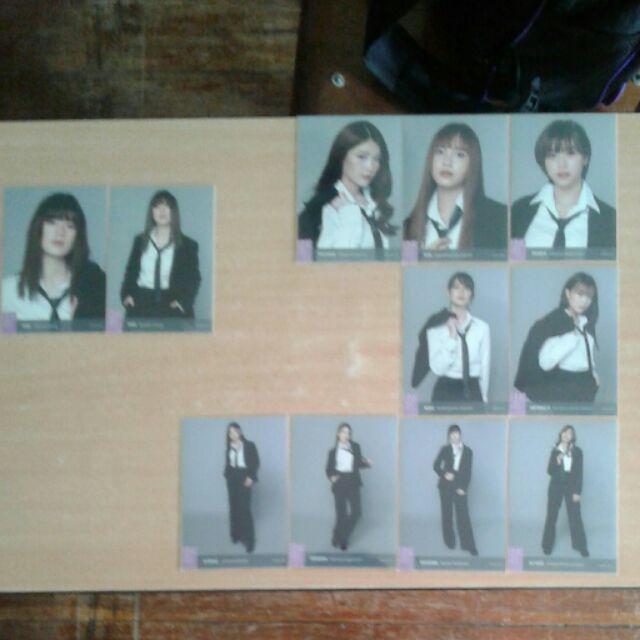 Photoset BNK48 Gentlewoman ใบเดี่ยว/คู่ (รุ่น2)