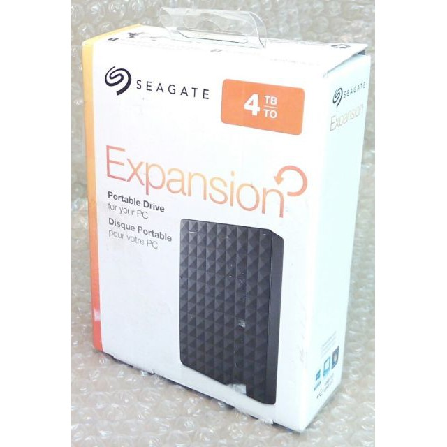 Ổ cứng di động Seagate 4000 GB ( 4 TB) - BH 24T