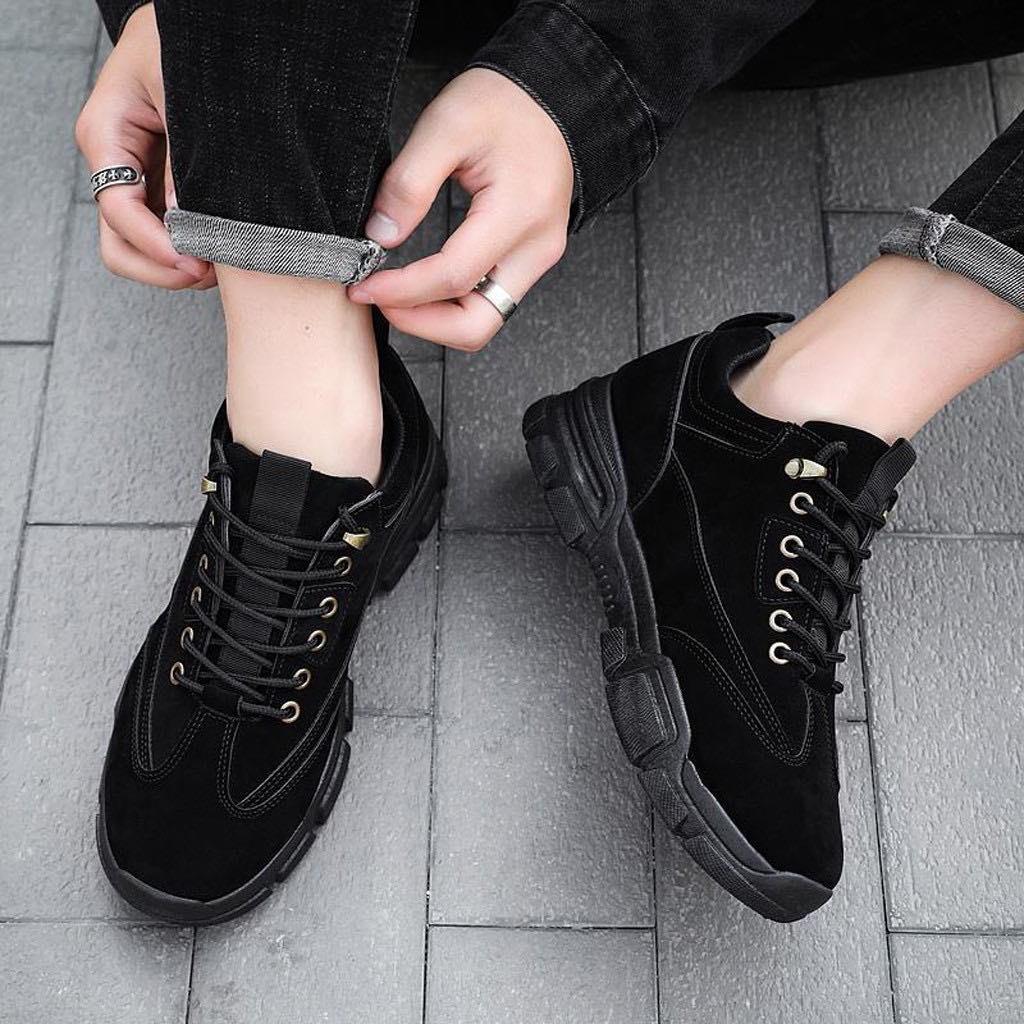 Giày Thể Thao Nam Giày Sneaker Nam Hàng Quốc Mẫu Mới Nhất